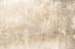 Old distressed wall grunge background or texture