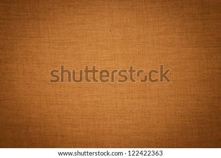 Old fabric texture background, Natural vintage linen burlap.