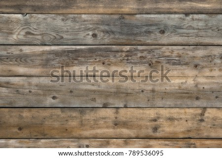 Old faded wood plank background