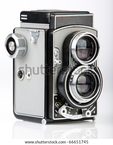 Old Fashion antique camera #66651745