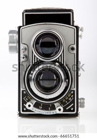 Old Fashion antique camera #66651751