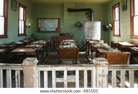 Old fashion school house