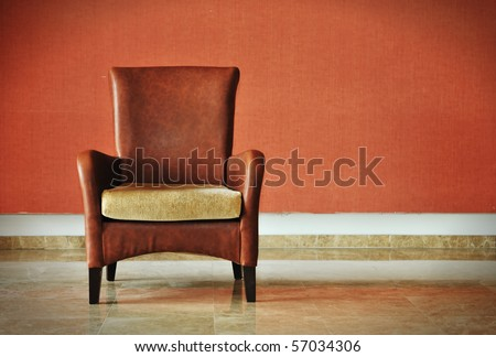 Old fashioned chair