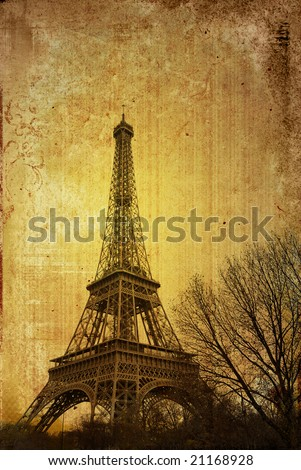 Picture  Eiffel Tower on In Paris Beautiful Photo Of The Eiffel Find Similar Images