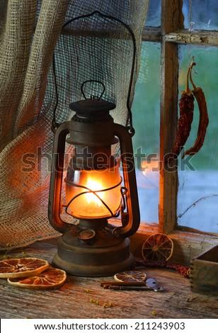 Old Fashioned Lantern