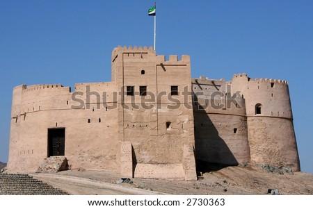 old fort in dubai - uae