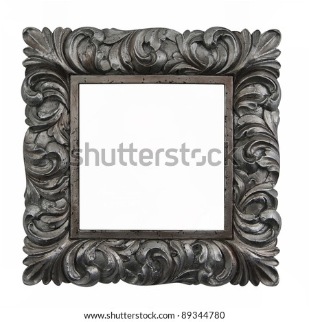 Old frame baroque