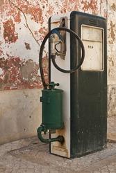 Old fuel pump supply