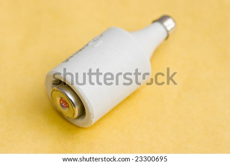 Old fuse isolated