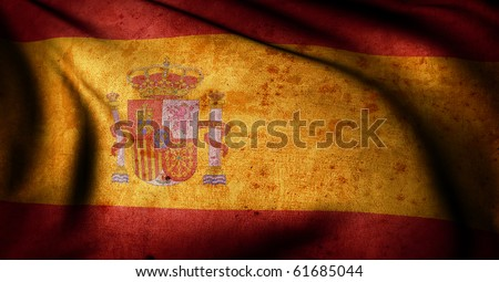 Old Glory Collection Spain flag