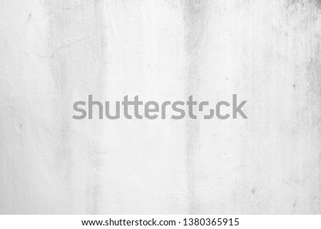 Old gray cement or concrete wall texture surface for backgrounds with empty space.  #1380365915