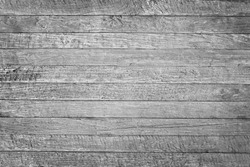 Old gray panel wood texture or Gray wooden wall background
