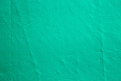old green tarpaulin detail background