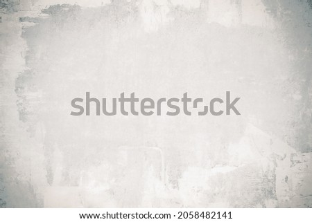 OLD GREY GRUNGE PAPER TEXTURE, BLANK NEWSPAPER PATTERN, CREASED WALLPAPER DESIGN WITH SPACE FOR TEXT, DIRTY WEATHERED PAPERS TEMPLATE