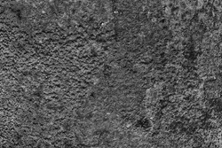 Old grimy rusty burnt iron crust.Deep gaping bumpy vintage rust, shabby scratched bold dirty lava.Ragged sharp peeled wall. Destroyed decayed aged steel, grungy flaked chipped slice for 3D hard design