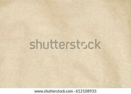 old grunge antique paper texture - Shutterstock ID 612108935