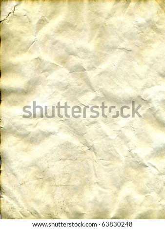 Old grunge antique paper texture