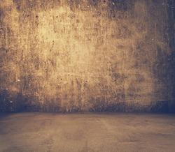 old grunge interior, vintage background, retro film filtered, instagram style