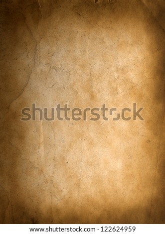 Old grunge paper background