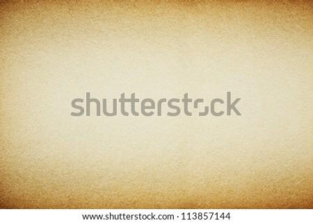Old Grunge Paper Background Vignette Style