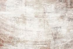 OLD GRUNGE PAPER TEXTURE, NEWSPAPER BACKGROUND, SCRATCHED GRUNGY TEXTURED PATTERN