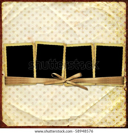 photo-old-grunge-photoalbum-with-paper-frames-for-photos-58948576.jpg