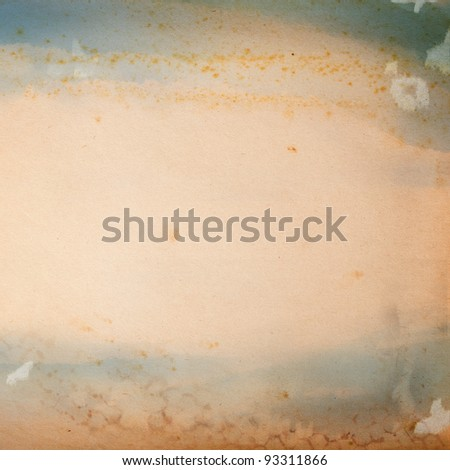 old grunge  vintage paper background