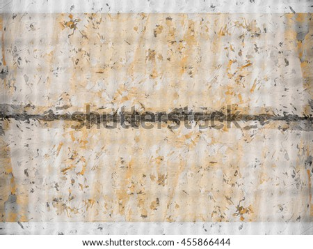 Old grunge wall texture #455866444