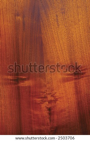 Old grunge walnut-wood abstract background