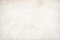 OLD GRUNGE WHITE PAPER TEXURE, BLANK NEWSPAPER BACKGROUND, TEXTURED PATTERN, SPACE FOR TEXT