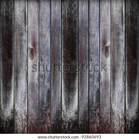 Old Grunge wood panels for background