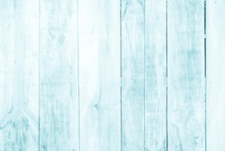 Old grunge wood plank texture background. Vintage blue wooden board wall have antique cracking style background objects for furniture design. Painted weathered peeling table woodworking hardwoods