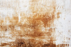 Old grungy distressed rusted metal