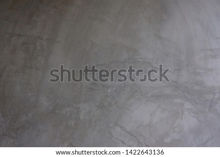 old grungy texture, grey concrete wall , loft style interior. #1422643136