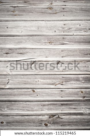 Old grungy wooden wall