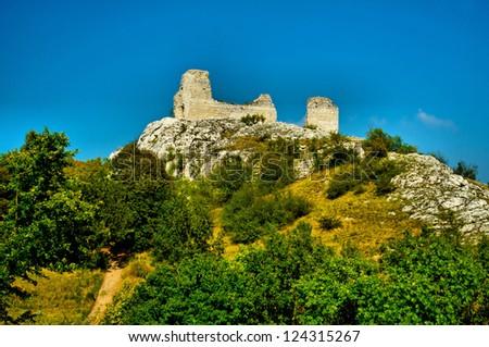 old historic ruin