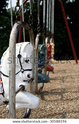 Old Horse Swings