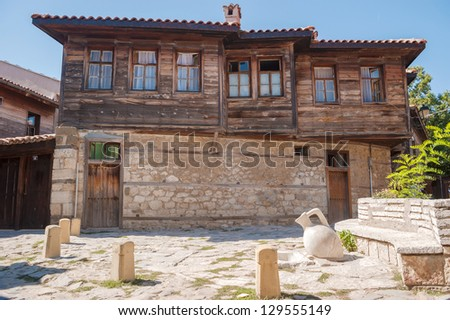 Old house in Bulgaria