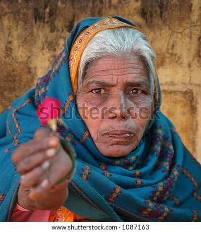 stock photo old indian woman selling a flower in jaipur india very sharp 1087163 Fantasy xxx. Fantasy xxx. This Blingee was created with Blingee Plus!