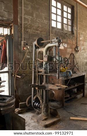 old joiner's shop