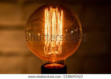 Old light bulb #1338695423