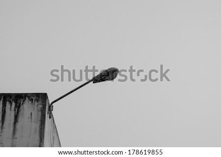 old Light poles