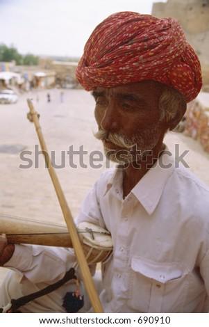 Old man in Jailsamer