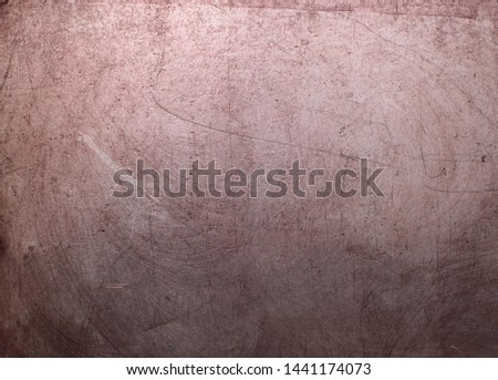 old metal texture with dust and scratches