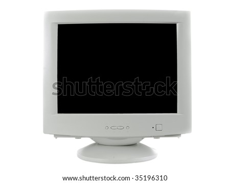 Old monitor ctr