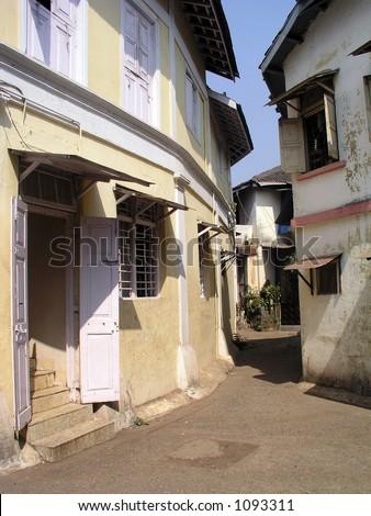 Old Mumbai City