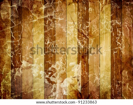 Old natural wood background