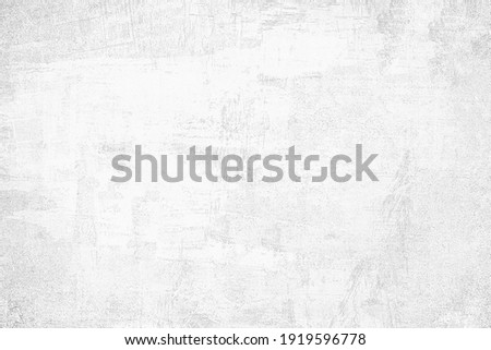 OLD NEWSPAPER BACKGROUND, BLACK AND WHITE NEWSPRINT PAPER TEXTURE, SCRATCHED WALLPAPER TEMPLATE, WEATHERED DESIGN Foto stock ©