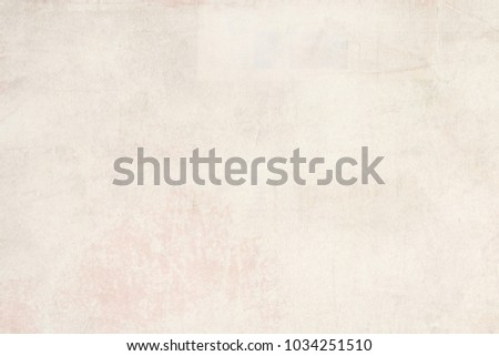 OLD NEWSPAPER BACKGROUND, BLANK PAPER TEXTURE #1034251510