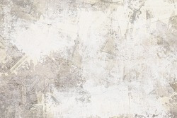 OLD NEWSPAPER BACKGROUND, GRUNGE GREY AND WHITE PAPER TEXTURE, SCRATCHED TEXTURED PATTERN